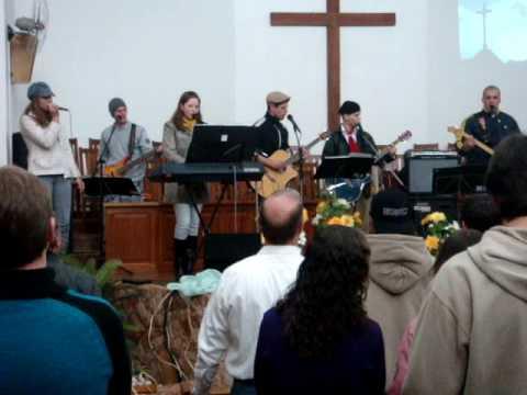 Quebrantado  Igreja Batista Novo Machado/RS 2009