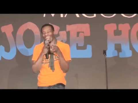 AyeHolez Comedy Showcase- Kleon da Comedian