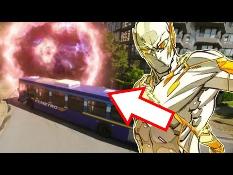 Godspeed Is One Of The Bus Metahumans? - The Flash Season 4 Theory Breakdown!