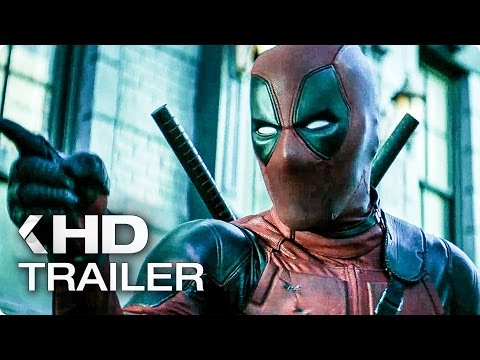 Deadpool 2 (2018) – Teaser Trailer