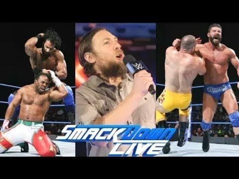 WWE SMACKDOWN live 30 JANUARY 2018 HIGHLIGHTS HD 30/jan/2018  SMACKDOWN HIGHLIGHTS 30 1 18 HD