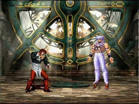 King Of Fighters MEMORIAL Orochi vs bosses