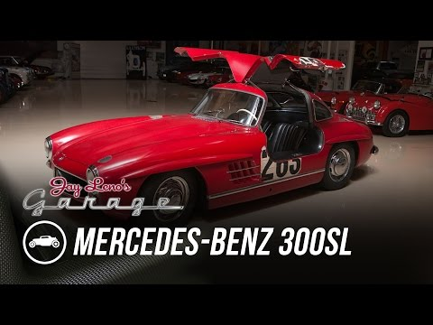 1955 Mercedes-Benz 300SL Gullwing Coupe – Ultimate Edition – Jay Leno's Garage