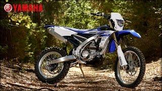 10. Yamaha WR450F Features & Benefits Walk-around