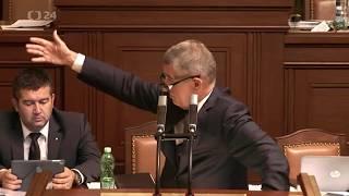 Video Babiš vs. Kalousek - Je zase vožralej, zloděj zlodějský! MP3, 3GP, MP4, WEBM, AVI, FLV November 2018