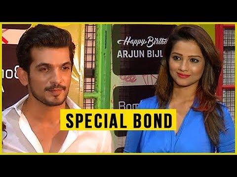 Adaa Khan Talks About Her BOND With Arjun Bijlani