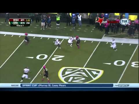 Deone Bucannon vs Oregon 2013 video.