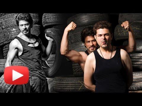 Shah Rukh Khan  Photoshoot with Dabboo Ratnani | B