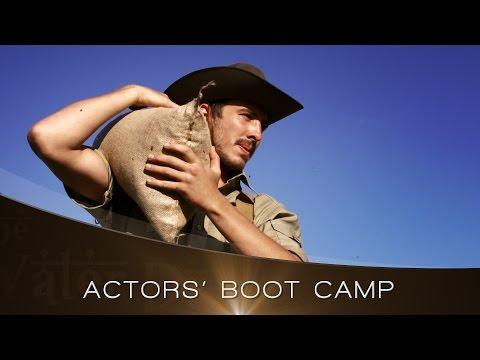 The Water Diviner (Actors' Bootcamp)