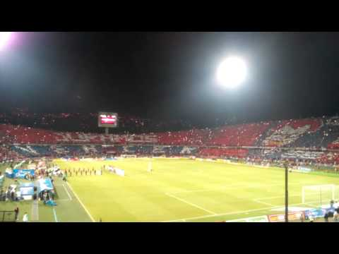 la hinchada mas grande del mundo - Rexixtenxia Norte - Independiente Medellín - Colombia - América del Sur