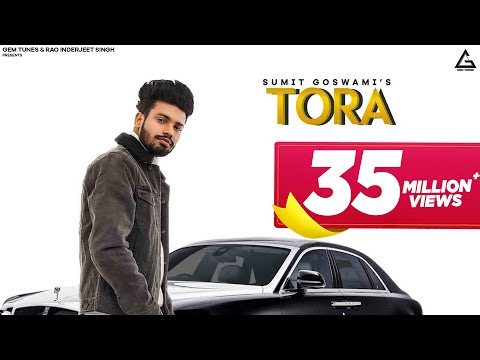 Sumit Goswami - TORA (OFFICIAL VIDEO) | KHATRI | Deepesh Goyal | New Haryanvi Songs Haryanavi 2020