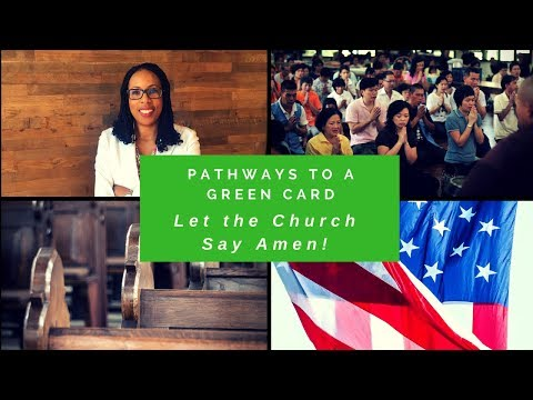 EB-4 Visa For Religious Workers (Pathways To A Green Card - Part 10)