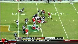 Duke Johnson vs FAU (2013)