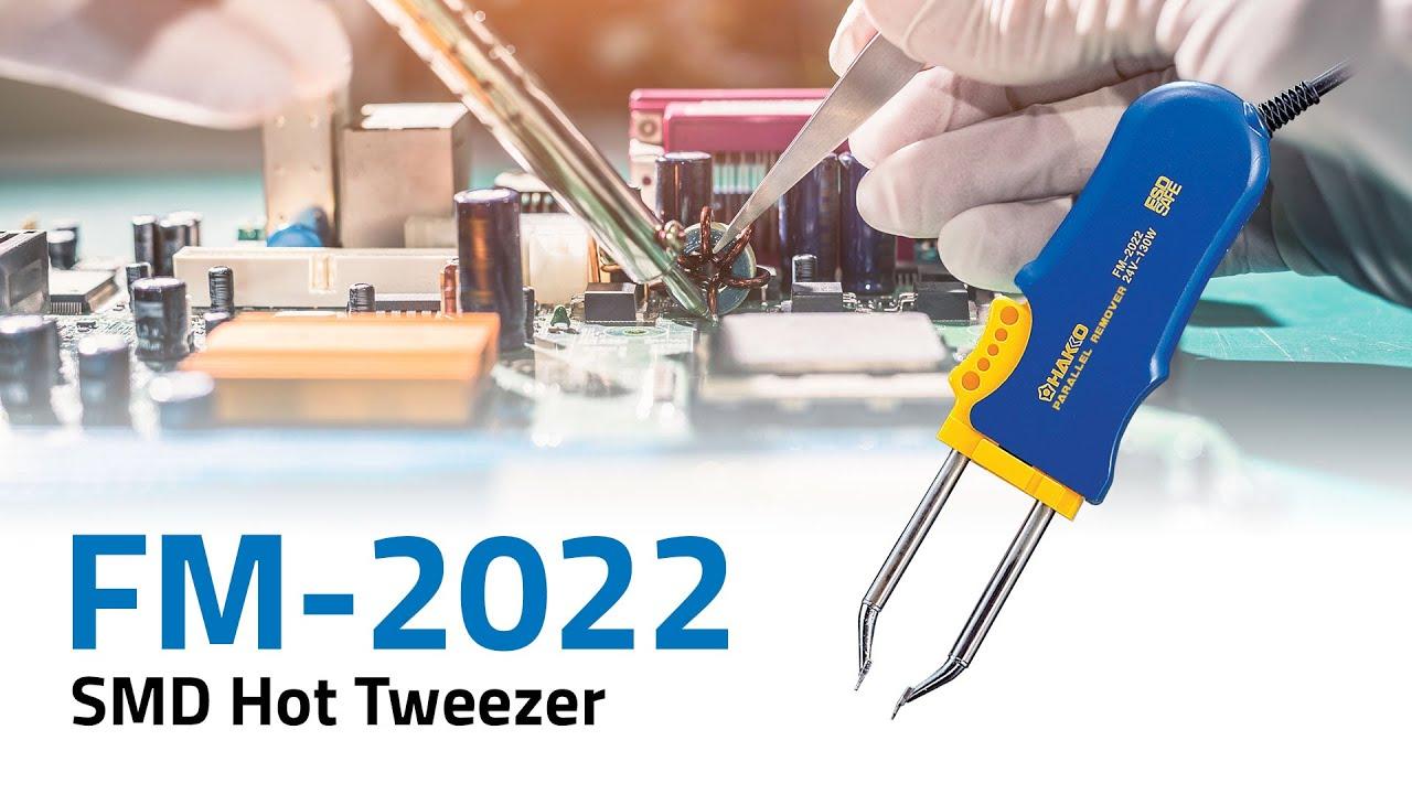 FM-2022 SMD Hot Tweezer