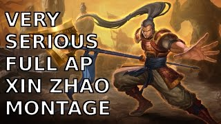 VERY SERIOUS FULL AP XIN ZHAO MONTAGE