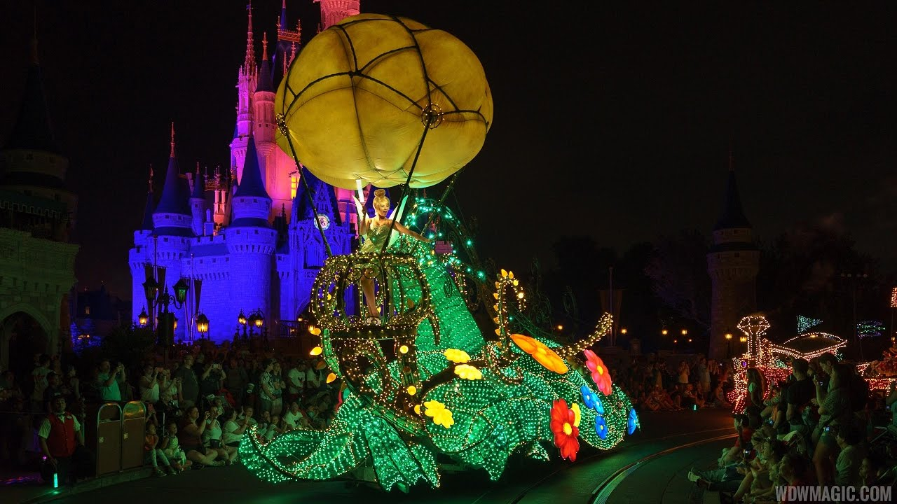 Farewell to the Main Street Electrical Parade