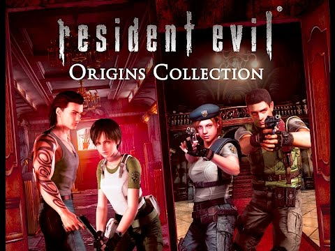 Resident Evil Origins Collection Trailer