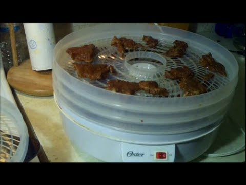 Homemade Beef Jerky Hot And Spicy Recipe For Dehydrator