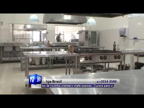 CURSO DE GASTRONOMIA EM RIO PRETO - IGA BRASIL - S11