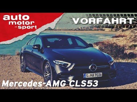 Mercedes-AMG CLS 53: Ein Hybrid-AMG?! - Vorfahrt (R ...