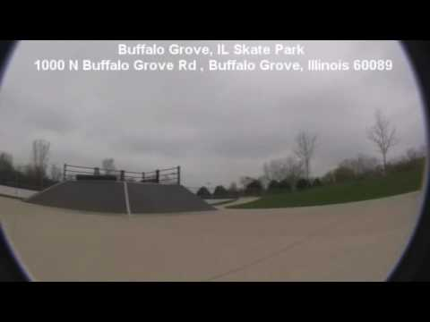 Buffalo Grove Skate Park 1000 N Buffalo Grove Rd Buffalo Grove Illinois 60089