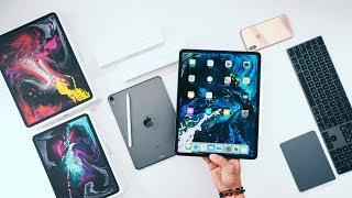 2018 iPad Pro UNBOXING and SETUP (11