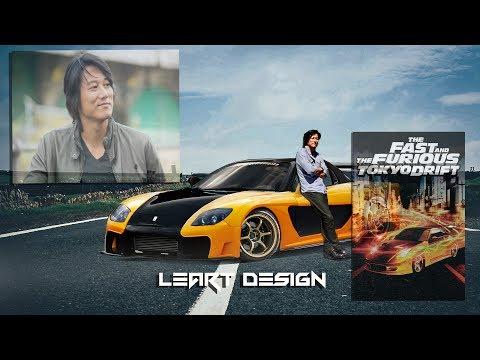 Mazda Rx7 |FAST AND FURIOUS Tokyo Drift Han Rx7| Virtual Tuning