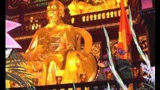 Đạo Hồ Chí Minh - Cung Nghênh Tượng Đức Phật Ngọc Hồ Chí Minh