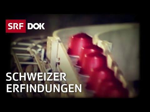 Erfinderland Schweiz - Von Visionären und Tüftlern