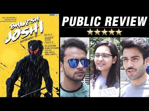 Bhavesh Joshi Superhero PUBLIC REVIEW | Public Rea