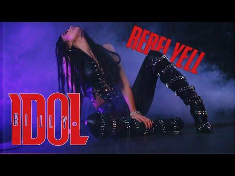 "Billy Idol  ""Rebel Yell"" Cover"