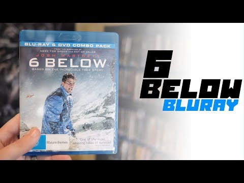 6 Below - Bluray Release