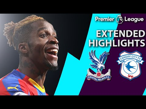 Video: Crystal Palace v. Cardiff City | PREMIER LEAGUE EXTENDED HIGHLIGHTS | 12/26/18 | NBC Sports