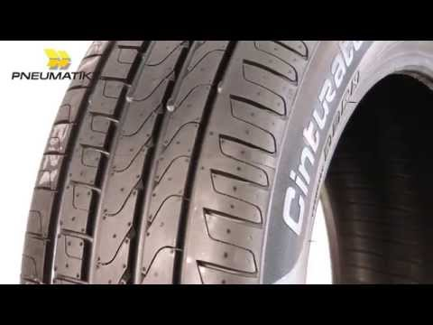 Youtube Pirelli P7 Cinturato 225/45 R18 95 W XL Seal Inside Letní