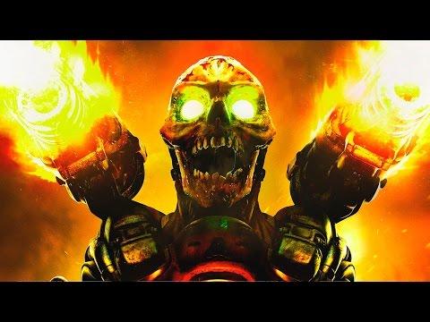 Doom — Геймплей E3 2015