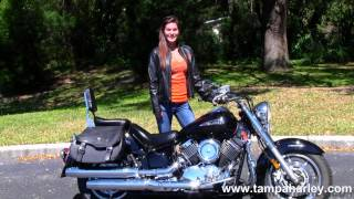 8. Used 2008 Yamaha V-Star 1100 Classic - Motorcycles for Sale