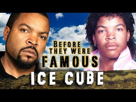 ICE CUBE | BEFORE THEY WERE FAMOUS @IceCube