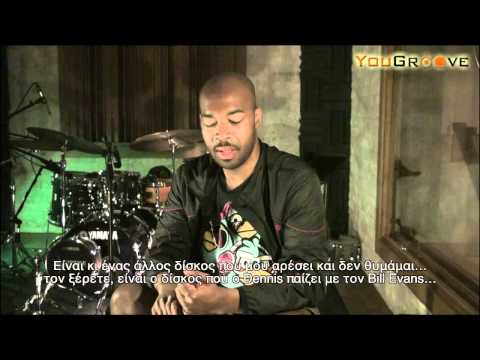 Harland - This is an interview with Eric Harland ( drummer for Dave Holland, Kurt Rosenwinkel and many more ). He was kind enough to take some time from his busy sched...