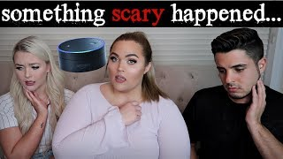 Video Alexa Did Something TERRIFYING... Loey Lane, Hailey Reese & AndrewTMI MP3, 3GP, MP4, WEBM, AVI, FLV Maret 2019