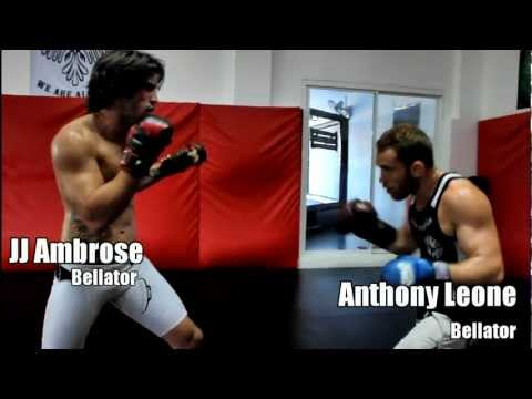 MMA Sparring from Phuket Top Team filmed in the month of February 2013