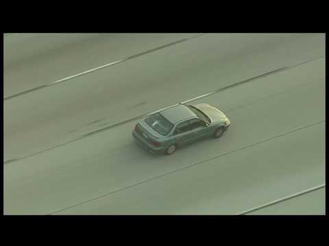 Watch: Wild Police Chase In La That Ends In Deadly Shooting
