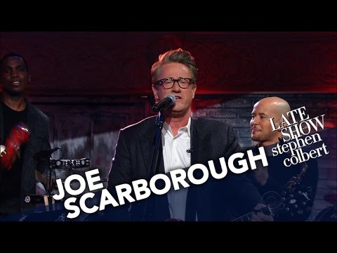 Joe Scarborough: There Are Some Lines Trump Can't Cross (видео)