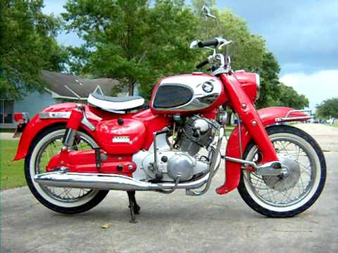 Honda 305 Dream