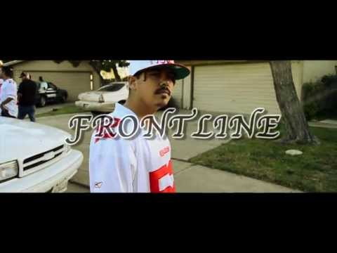 FRONTLINE ft. REN of DOJA CLIK - HARD TIMEZ (MUSIC VIDEO)