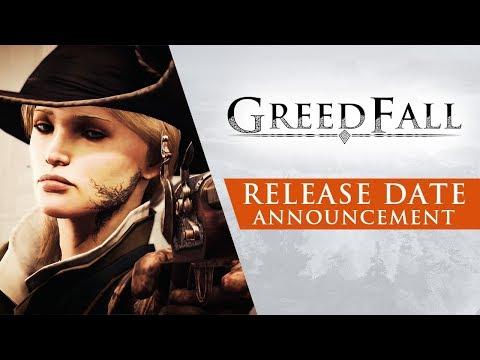 Авторы GreedFall выпустили трейлер игры с датой релиза
