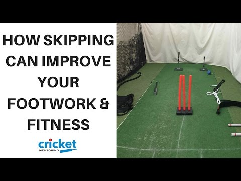 How Skipping can improve your footwork & fitness