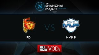 MVP Phoenix vs FD, game 1