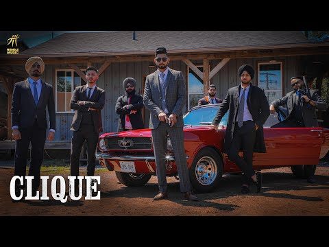 CLIQUE ( FULL VIDEO ) | SIMAR BHANGU | PRABHNOOR BRAR | LATEST PUNJABI SONGS 2020 |Humble Music |