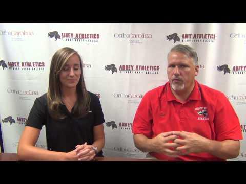 OrthoCarolina Medical Minute: Assistant Athletic Trainer Jordan Heinlein