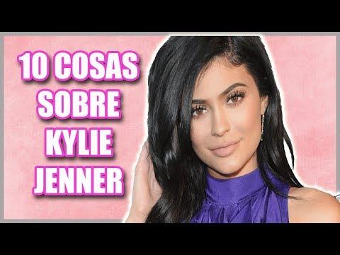 10 COSAS QUE NO SABÍAS SOBRE KYLIE JENNER / CURIOSIBITES / #JUSTFRANCINA